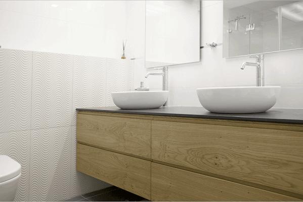 ארון אמבטיה פרוניר אלון טבעי