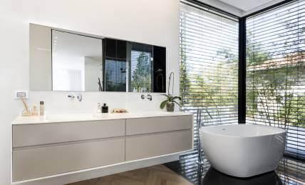ארון אמבטיה Modern