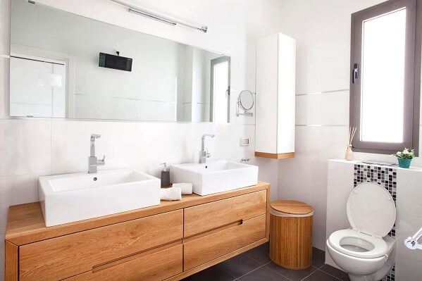 ארון אמבטיה Veneer4
